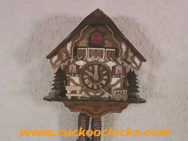 Cuckoo Clock<br>Little black forest house