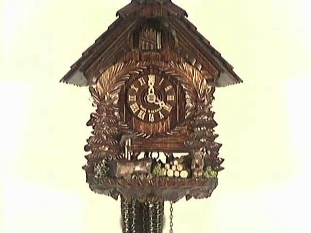 Часы с кукушкой<br>Колодец, сурок