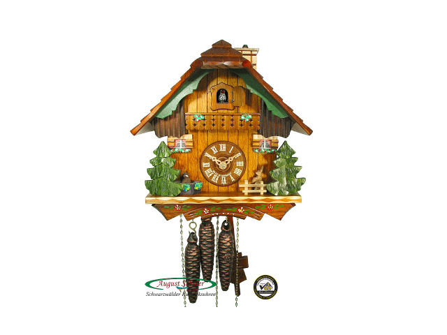 Cuckoo Clock<br>Marmot, Rabbit, Chimney Sweep