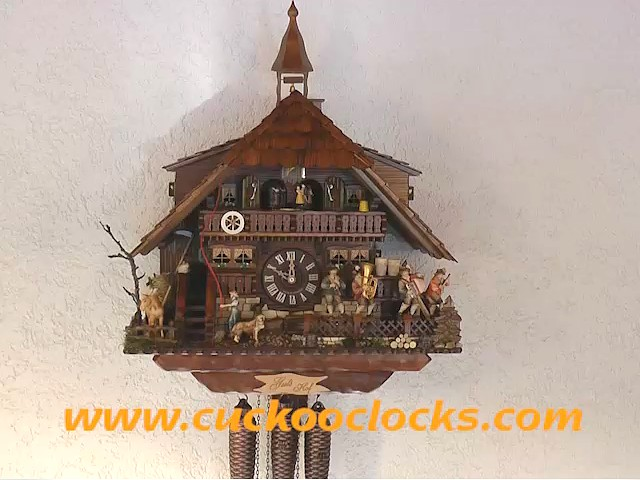 Cuckoo Clock of the year 2013<br>Estate 5.8875.01.P