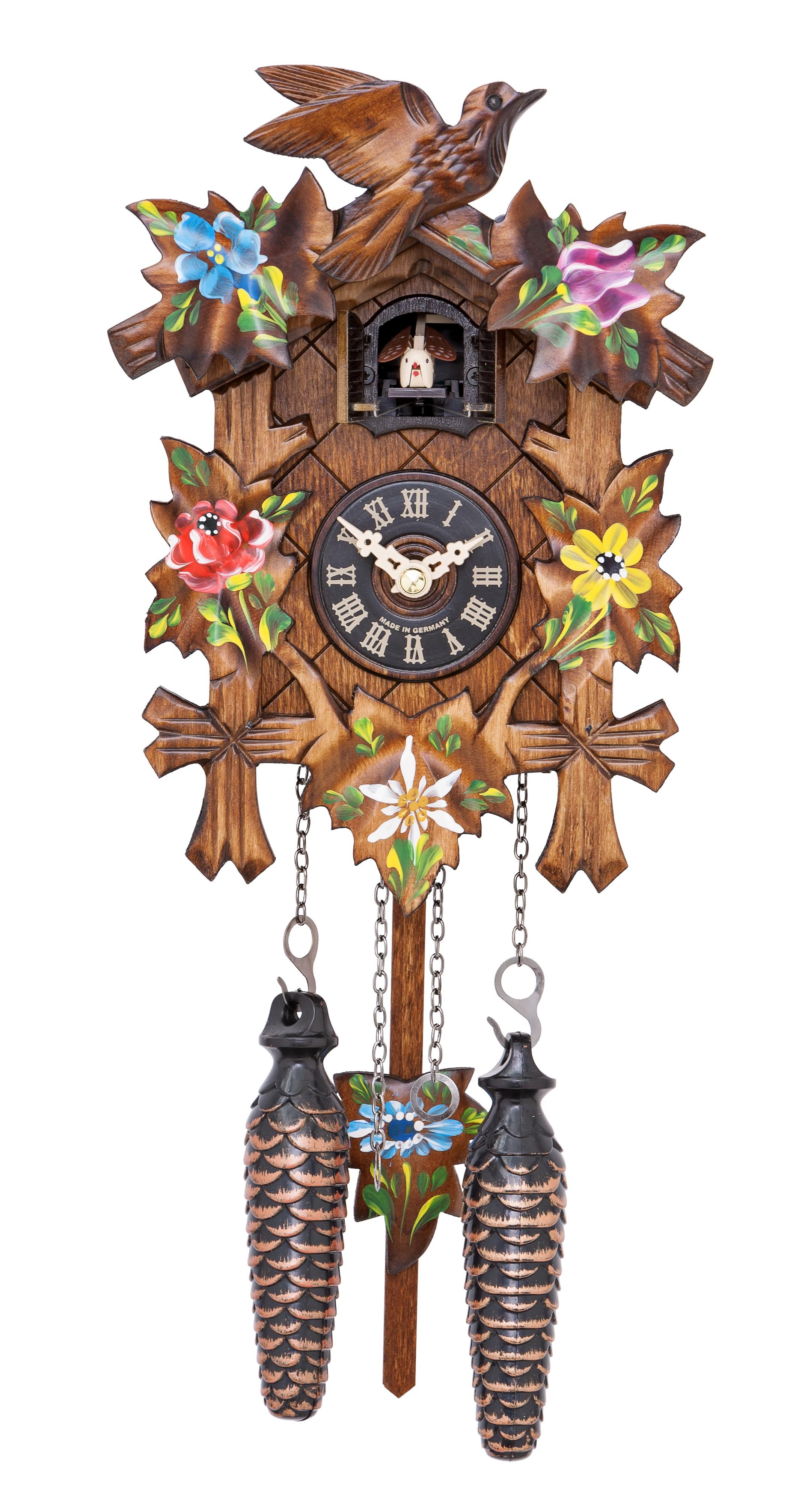 Картинки часы с кукушкой в хорошем качестве