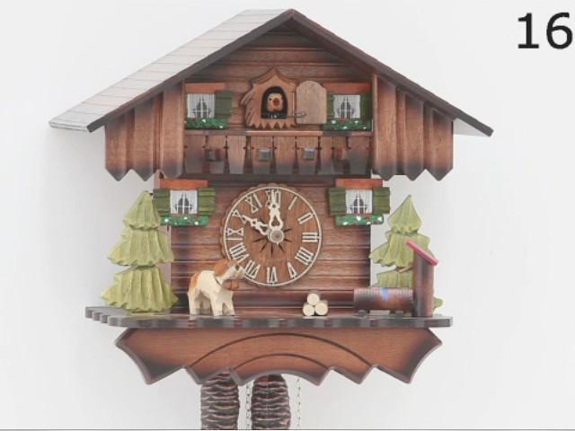 Cuckoo Clock<br>Black Forest house KA 1675