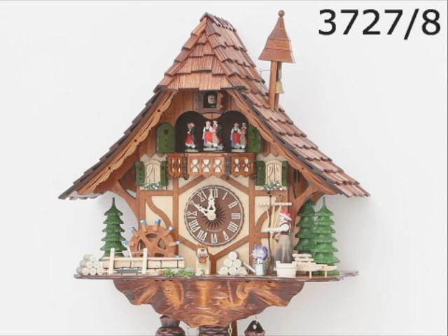 Часы с кукушкой<br>Шварцвальдский дом