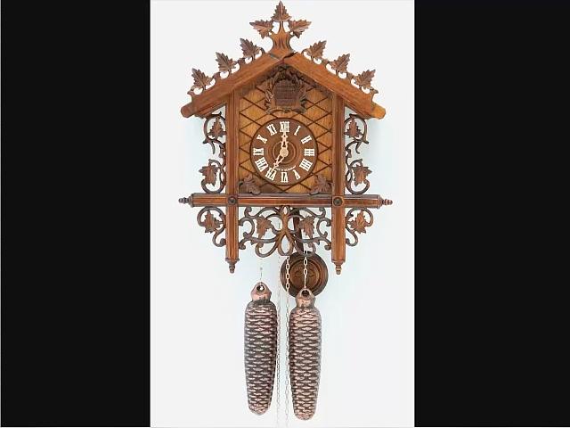Cuckoo Clock<br>1885 Replication KA 819 EX N