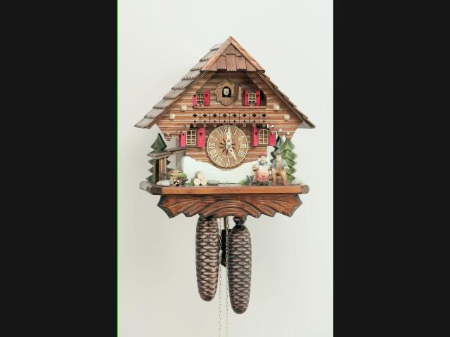 Cuckoo Clock<br>Black Forest house KA 861 EX
