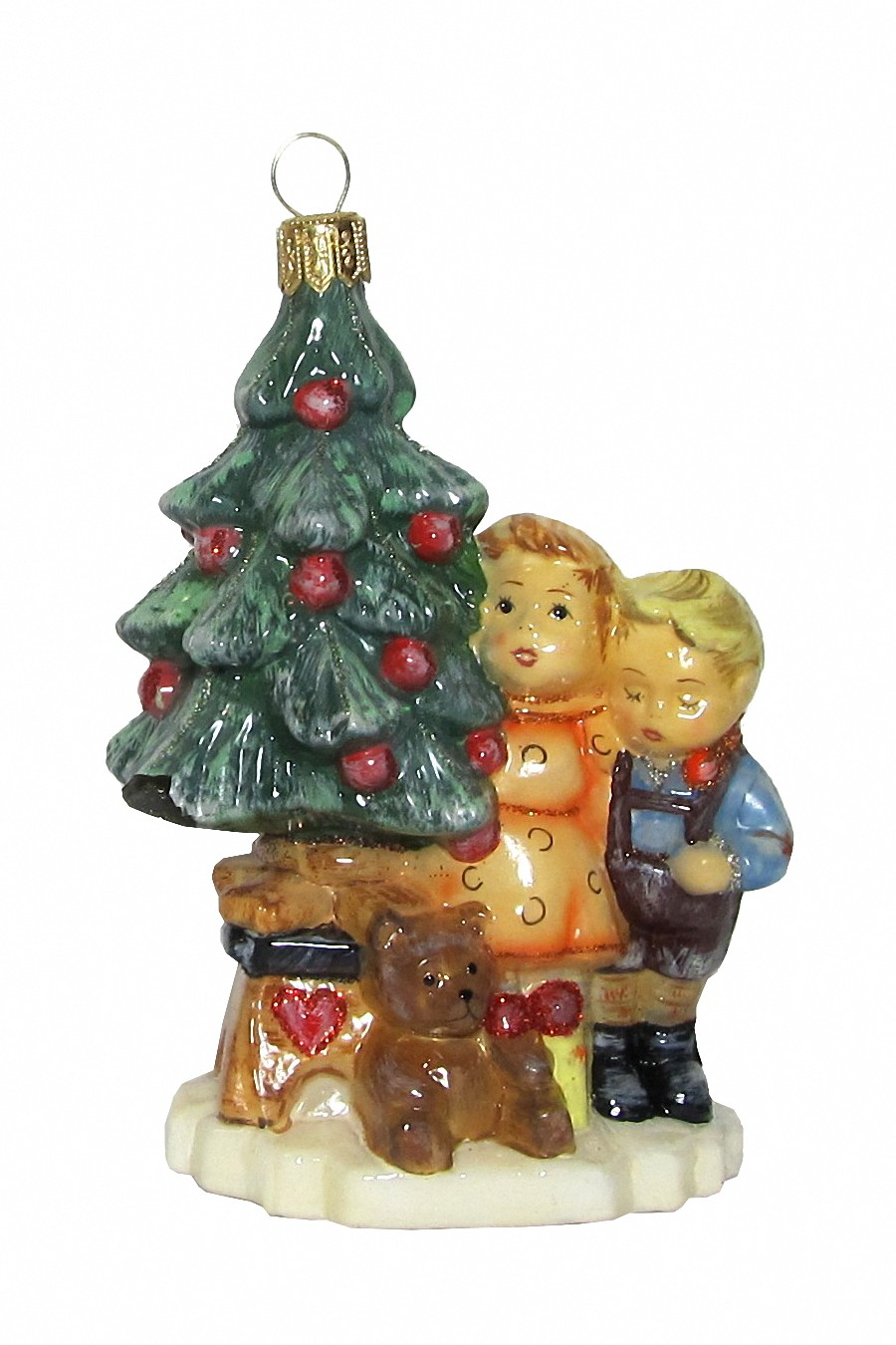 Hummel Christmas Ornaments.Hummel Figurine Christmas Ornament Wonder Of Christmas Original Mi Hummel Collection Gift Boxed