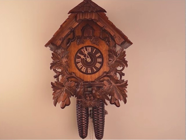 Cuckoo Clock<br>Black Forest house